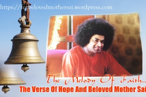 The Melody Of Faith...The Verse Of Hope ...